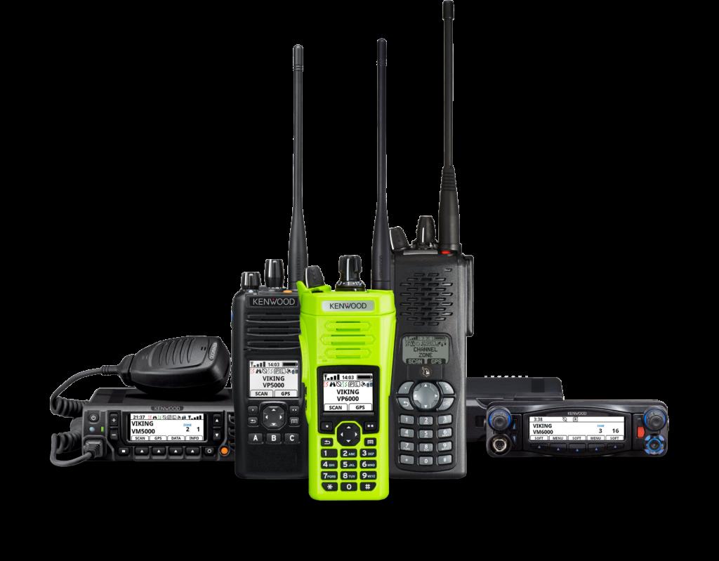 JVCKenwood Viking line of P25 radios