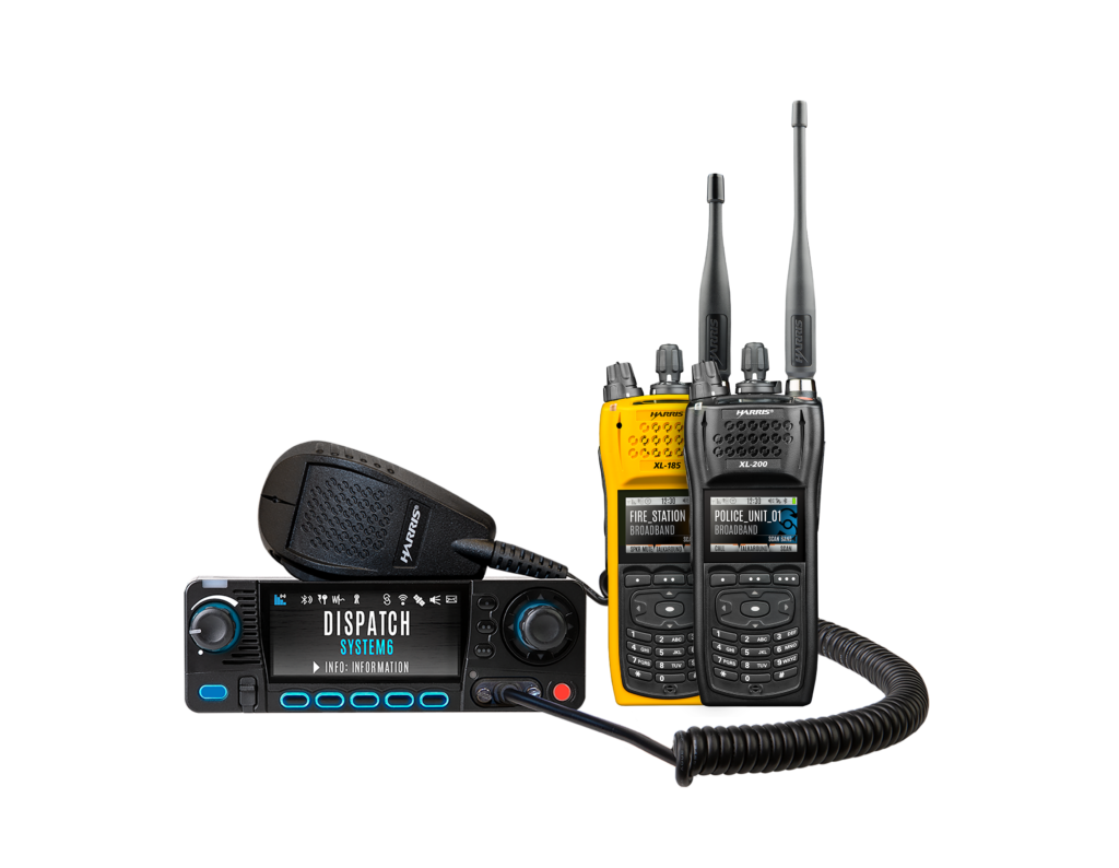 L3Harris XL Family P25 Radios